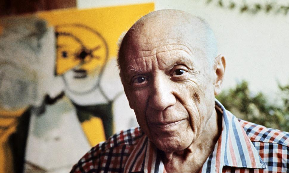 پابلو پیکاسو؛ هنرمند نابغه